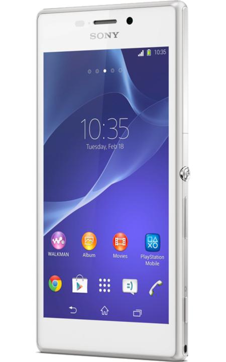 Sony Xperia M2 Blanc