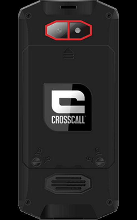 Crosscall Spider-X5 Noir dos zoom